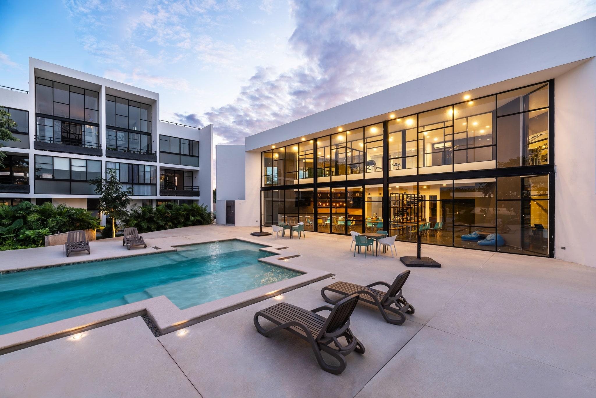 Mejores propiedades para iniciar un negocio de renta